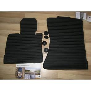 DYWANIKI GUMOWE /PRZÓD/ X5 X6 E70 E71 ORYG. BMW