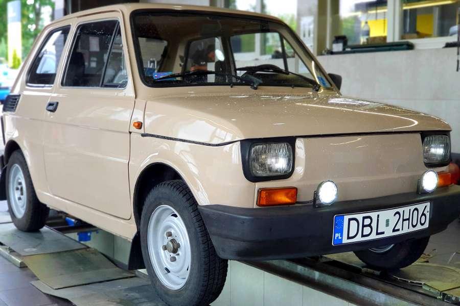 MALUCH - ikona polskiej motoryzacji