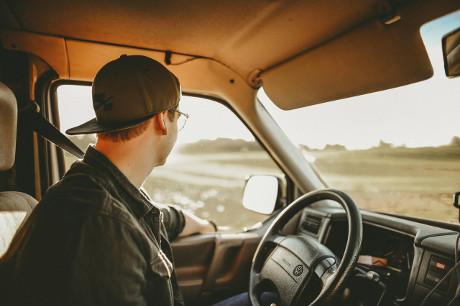 uprzejmy kierowca